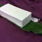 地元特産の「かずら豆腐」